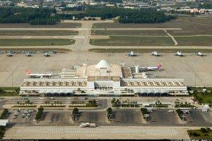 Площадь международного аэропорта Антальи увеличится на 450 га