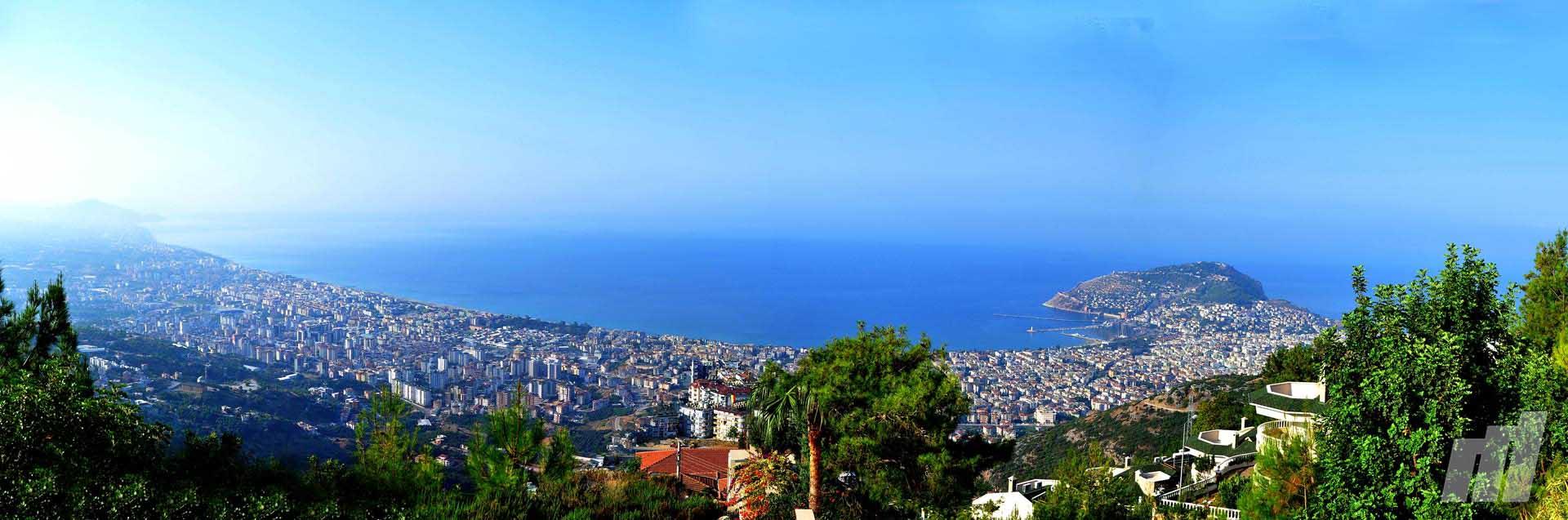 Купить частный дом в турции у моря недорого